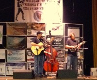 The 2014 48th Annual California State Old Time Open Fiddle & Picking Championships