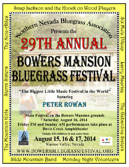 Northern Nevada Bluegrass Association