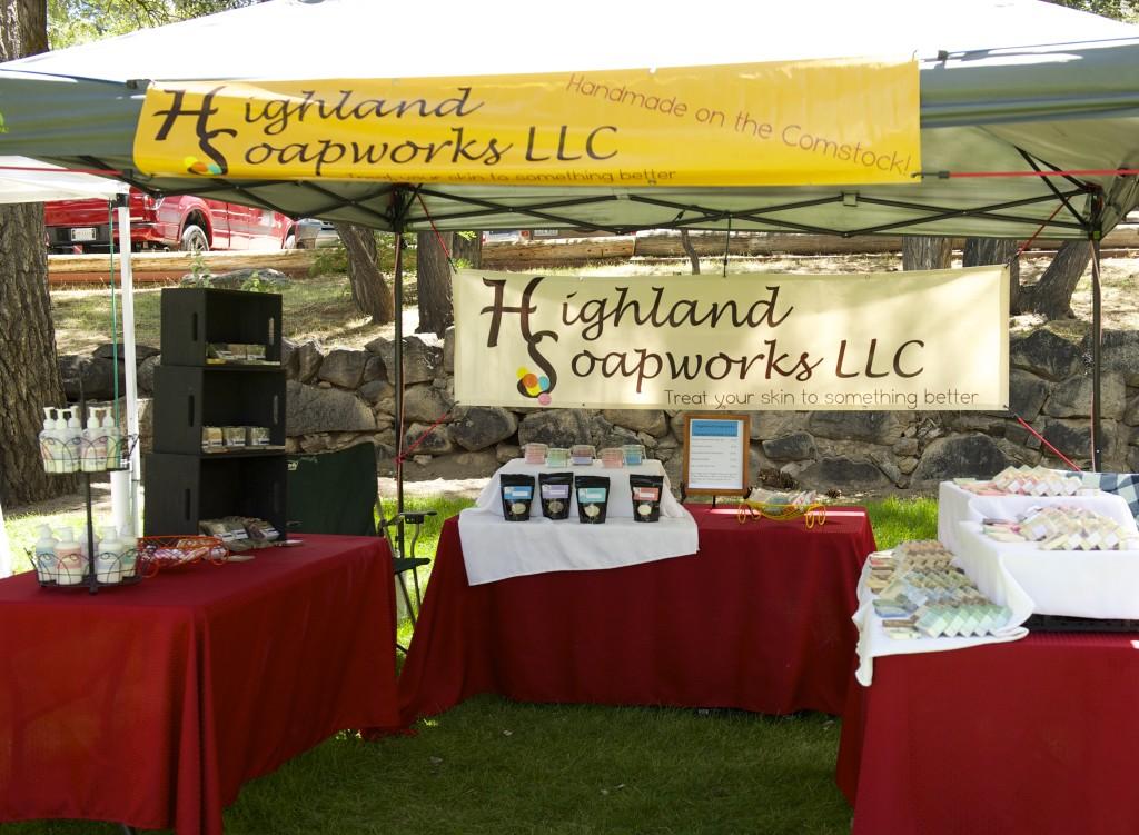 Highland Soapworks LLC  Handmade on the Comstock
